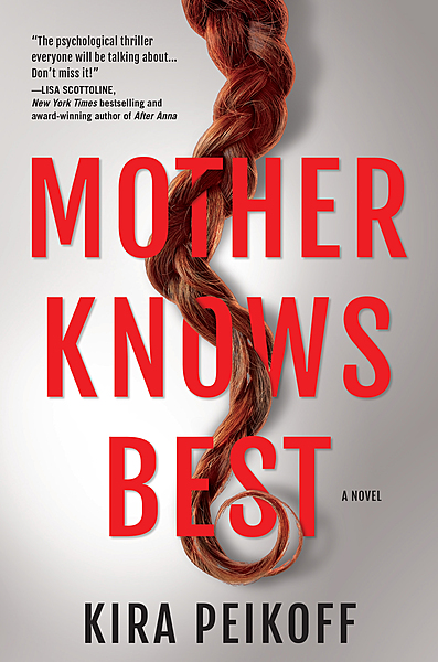 Cover Image for Mother Knows Best