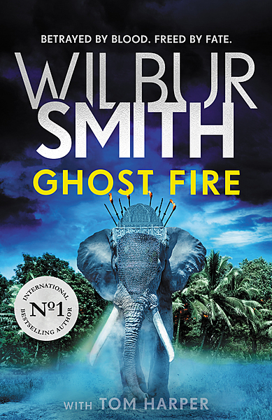 Cover Image for Ghost Fire