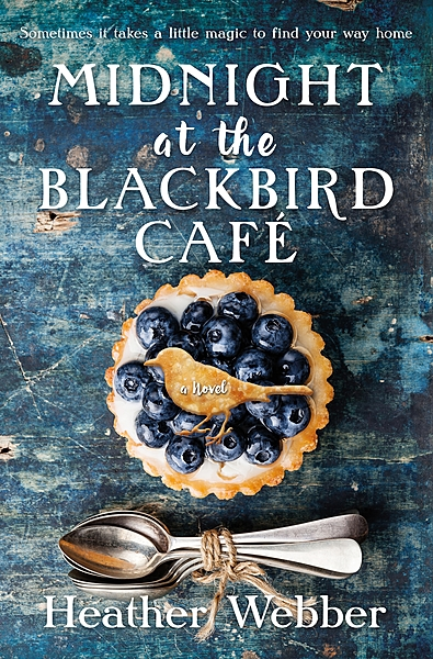 Cover Image for Midnight at the Blackbird Cafe