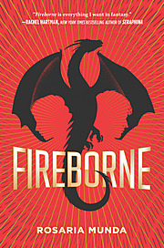 Cover Image for Fireborne