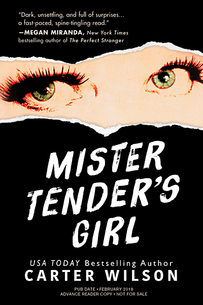Cover Image for Mister Tender's Girl