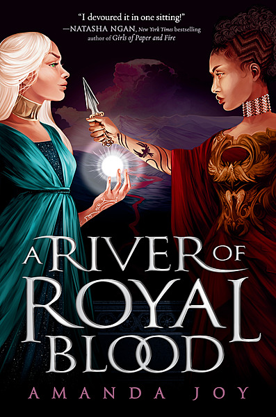Cover Image for A River of Royal Blood