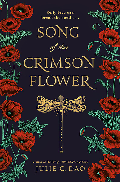 Cover Image for Song of the Crimson Flower