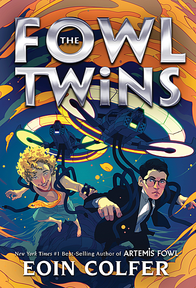 Cover Image for The Fowl Twins (Artemis Fowl)