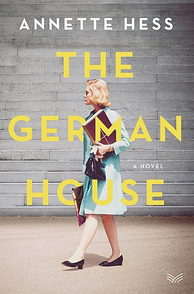 Cover Image for The German House
