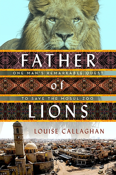 Cover Image for Father of Lions