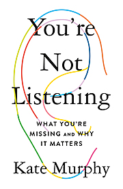 Cover Image for You're Not Listening