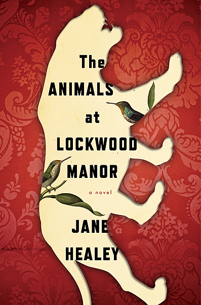 Cover Image for The Animals at Lockwood Manor