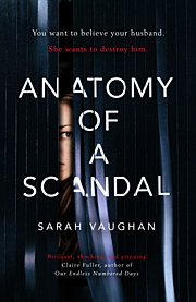 Cover Image for Anatomy of a Scandal