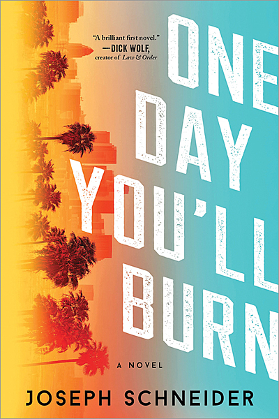 Cover Image for One Day You'll Burn