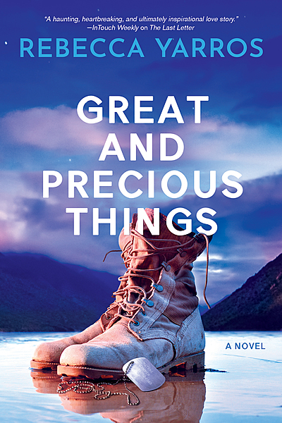 Cover Image for Great and Precious Things