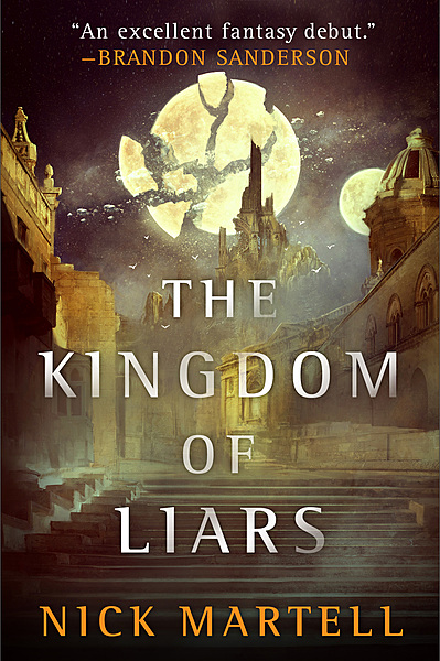 Cover Image for The Kingdom of Liars