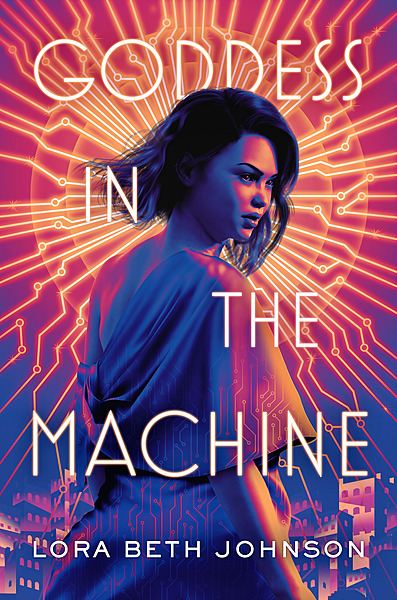 Cover Image for Goddess in the Machine