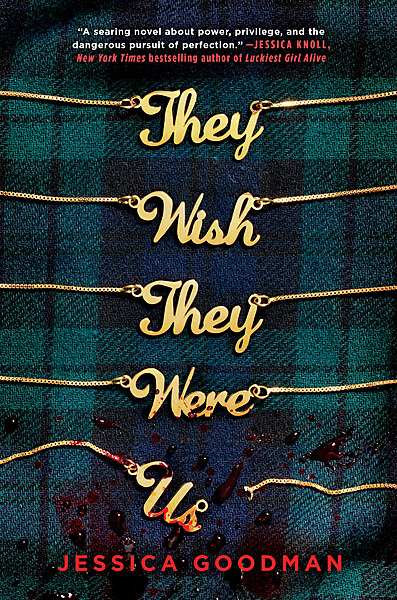 Cover Image for They Wish They Were Us