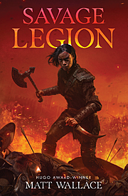 Cover Image for Savage Legion