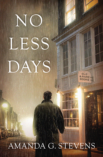 Cover Image for No Less Days