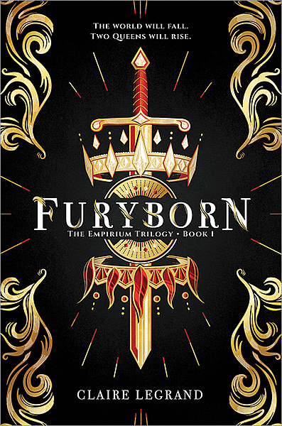Cover Image for Furyborn