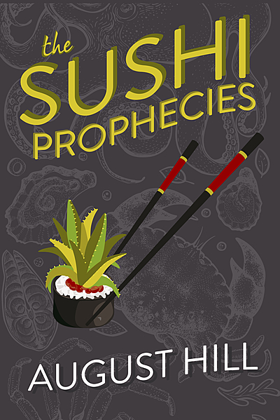 Cover Image for The Sushi Prophecies