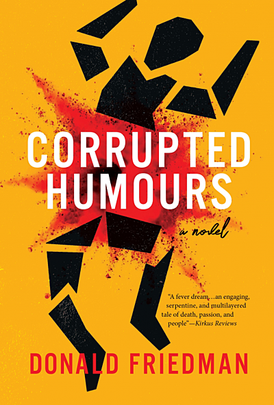 Cover Image for Corrupted Humours