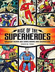 Cover Image for Rise of the Superheroes