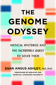 Cover Image for The Genome Odyssey