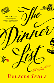 Cover Image for The Dinner List