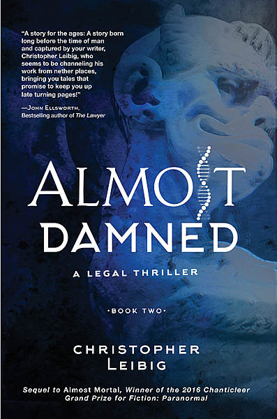Cover Image for Almost Damned