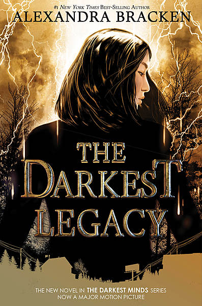 Cover Image for The Darkest Legacy