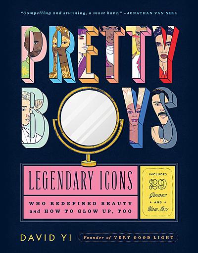 Cover Image for Pretty Boys