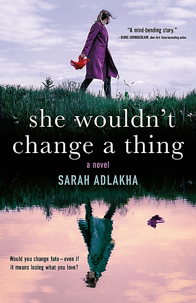 Cover Image for She Wouldn't Change a Thing