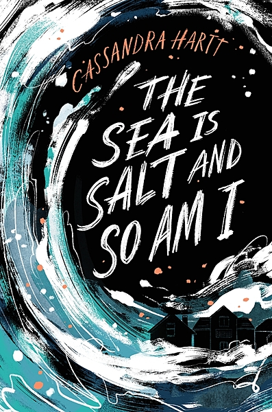 Cover Image for The Sea Is Salt and So Am I