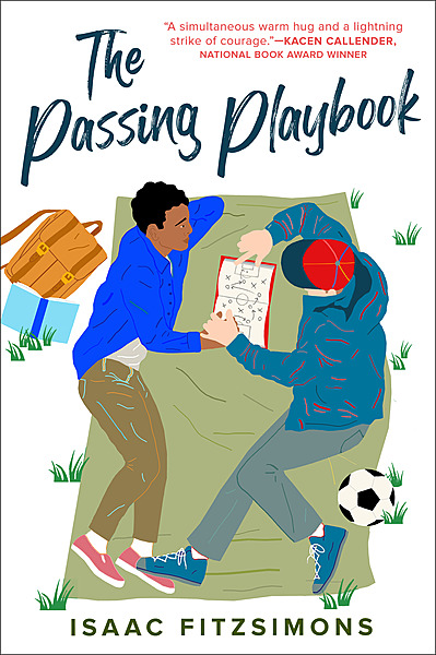 Cover Image for The Passing Playbook