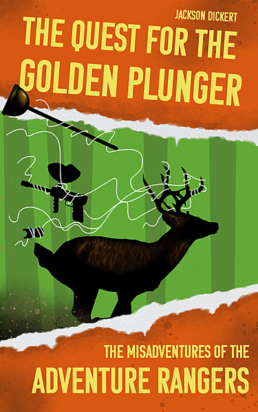 Cover Image for The Quest for the Golden Plunger