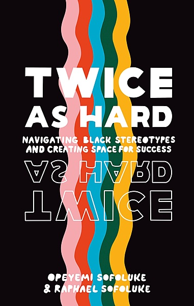 Cover Image for Twice As Hard