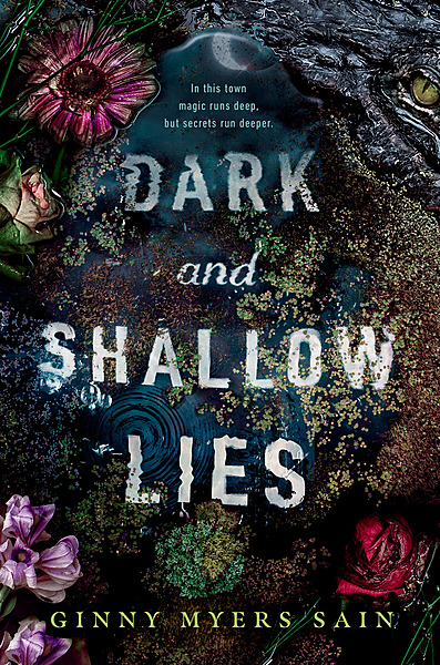 Cover Image for Dark and Shallow Lies