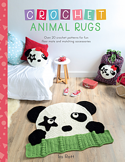 Cover Image for Crochet Animal Rugs