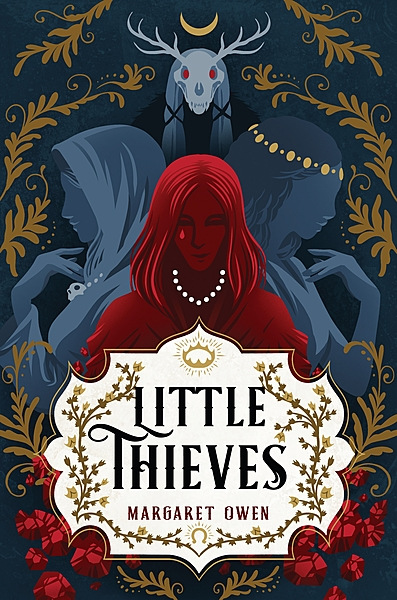 Cover Image for Little Thieves