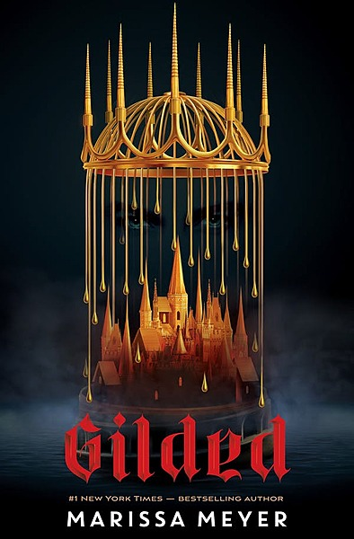 Cover Image for Gilded