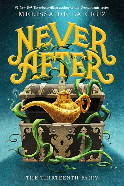Cover Image for Never After