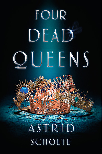 Cover Image for Four Dead Queens