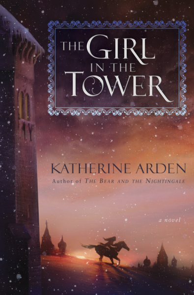 Cover Image for The Girl in the Tower
