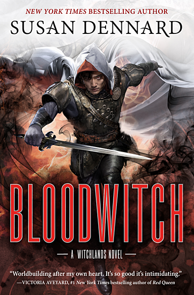 Cover Image for Bloodwitch: A Witchlands Novel (The Witchlands #3)