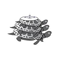 Bottom Turtle Press's logo