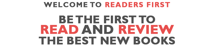 Be the first to read and review new books