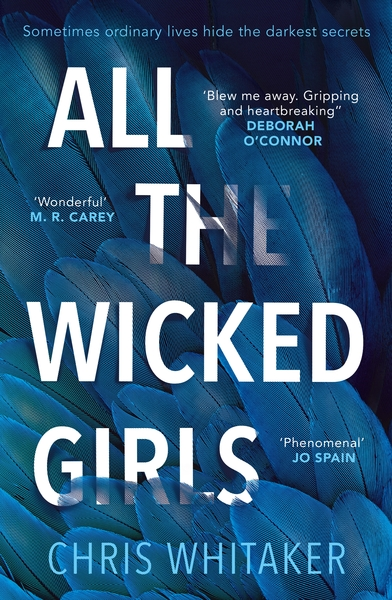 Cover Image for All The Wicked Girls