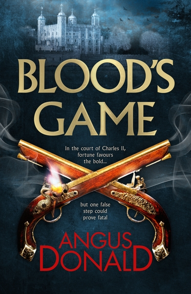 Cover Image for Blood's Game