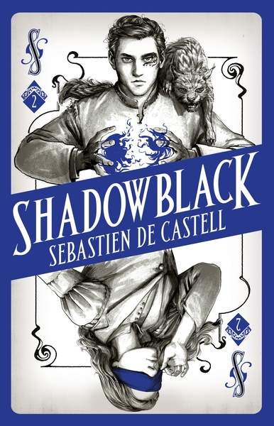Cover Image for Shadowblack