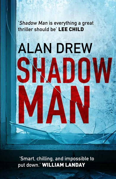 Cover Image for Shadow Man