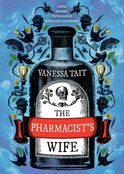 Cover Image for The Pharmacist's Wife