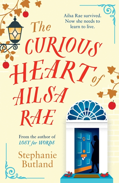 Cover Image for The Curious Heart of Ailsa Rae